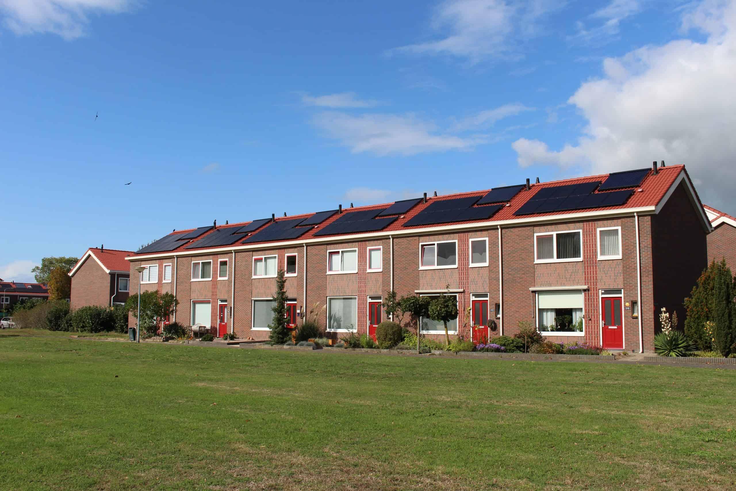 Zonneboiler of zonnepanelen