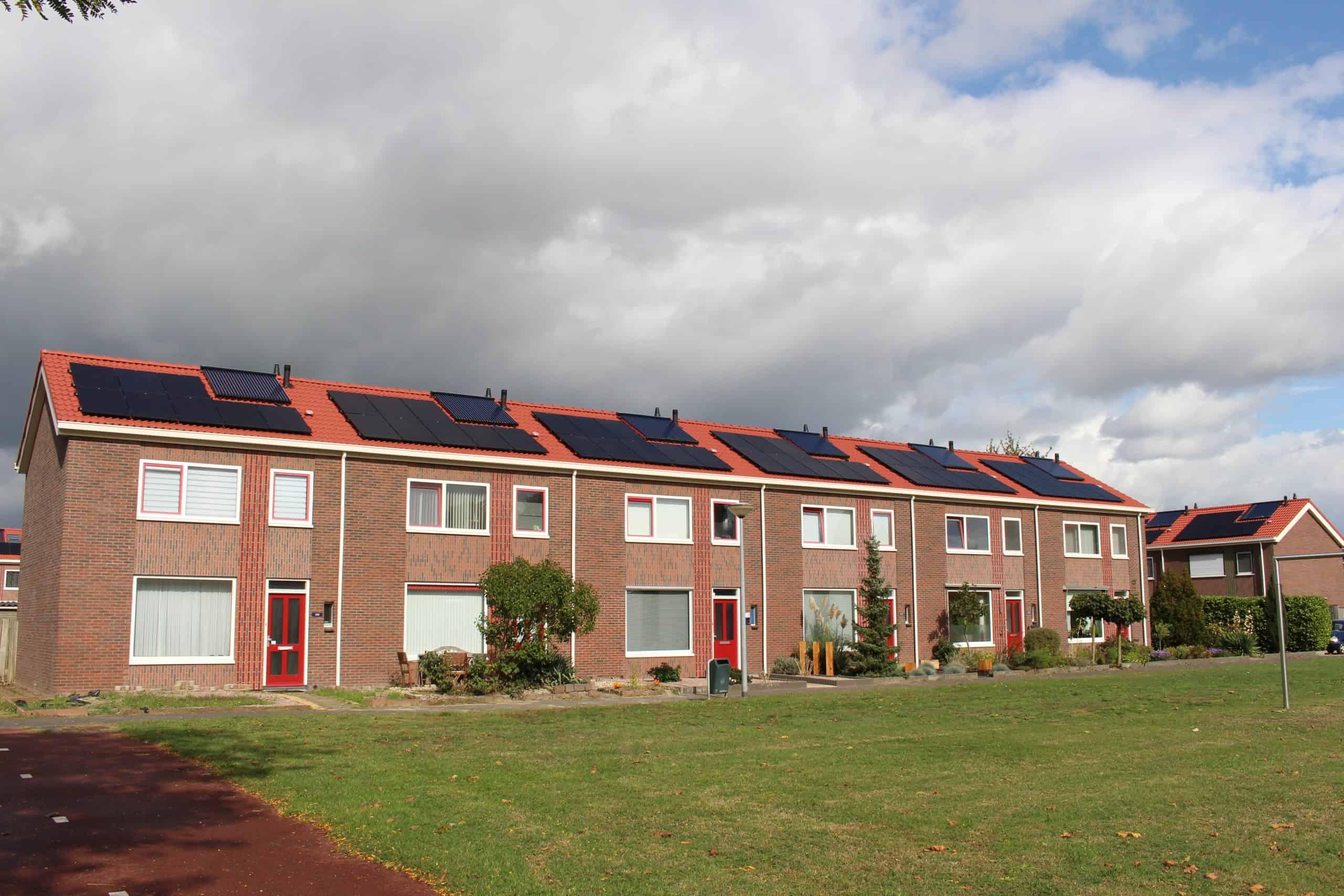 Elektrische zonneboiler